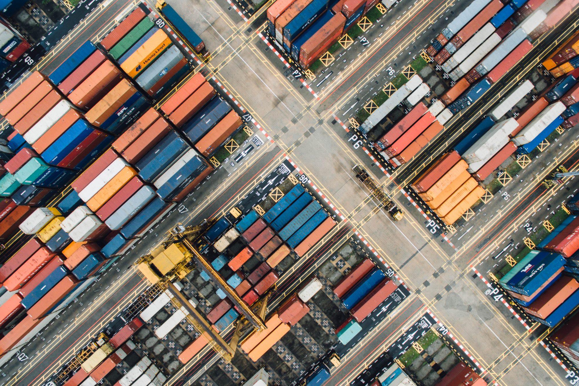 logistics complex data AIMMS case Total Design