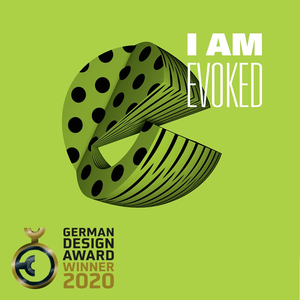 Evoke wint German Design Award
