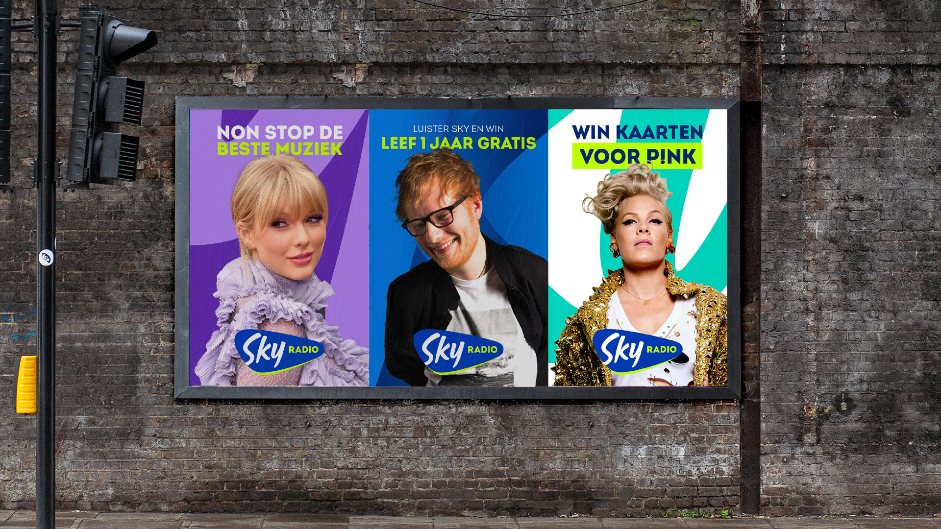 Sky radio abri pink ed sheeran taylor swift