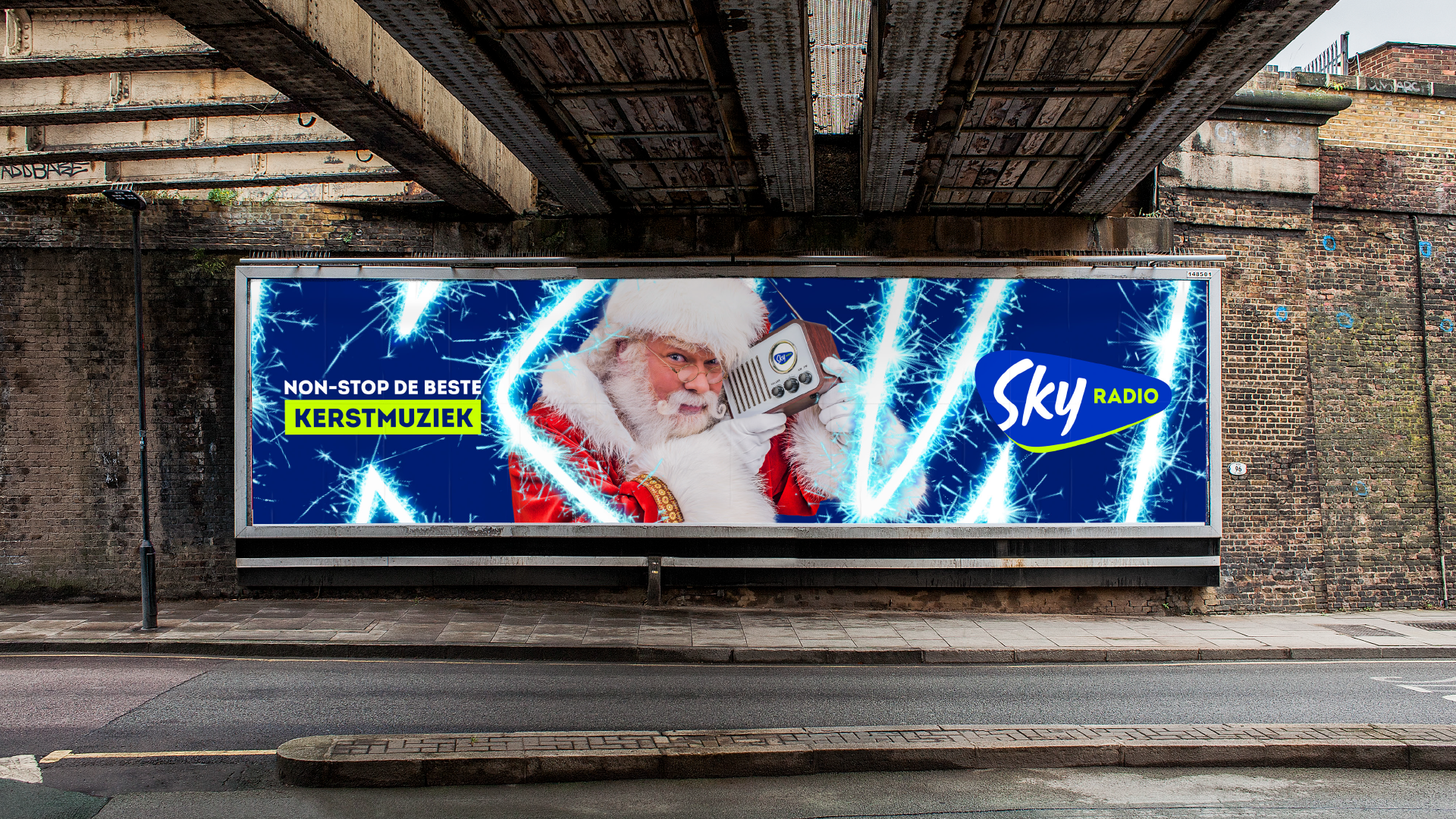 Sky radio kerst christmas kerstman