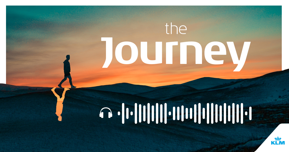 KLM the journey podcast